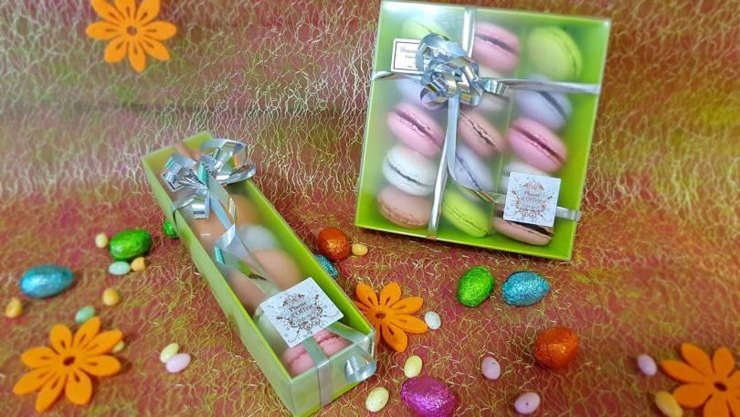 Petite et Grande Boîte de Macarons